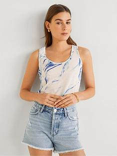 mango-5-pocket-denim-shorts-light-blue