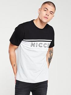 nicce-panel-t-shirt-whitegreyblack