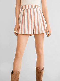 mango-stripe-shorts-co-ord