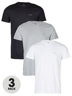diesel-umtee-jakenbspthree-pack-t-shirt-multi-coloured