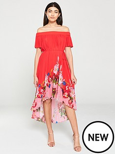 ted-baker-gillyy-berry-sundae-bardot-dress-red