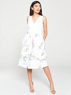 ted-baker-reyyne-full-skirted-sleeveless-dress-white