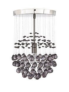 denver-flush-ceiling-light-ndash-grey