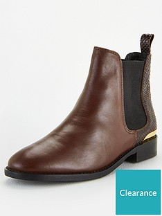 office-bramble-ankle-boots-tan