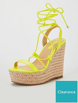 office-hula-platform-wedges-yellow