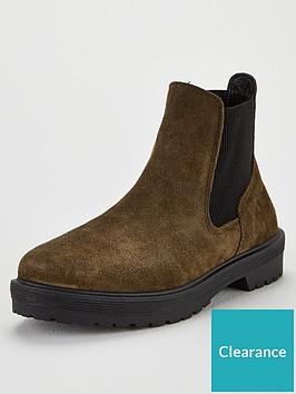 office-archie-ankle-boots-khaki