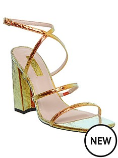 office-hasty-heeled-sandals-gold