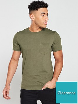 selected-homme-jared-t-shirt-olive