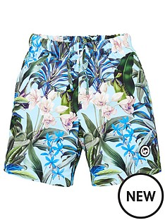 hype-boys-cyan-tropics-swim-shorts-blue