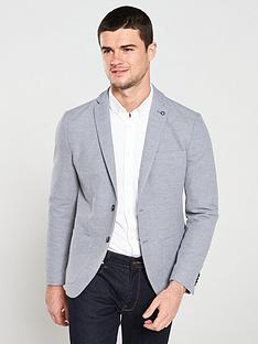selected-homme-slim-hiken-blazer-grey