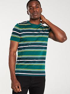 selected-homme-mullan-crew-neck-t-shirt-green
