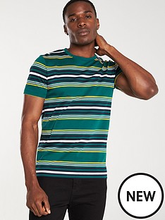 selected-homme-mullan-crew-neck-t-shirt-green