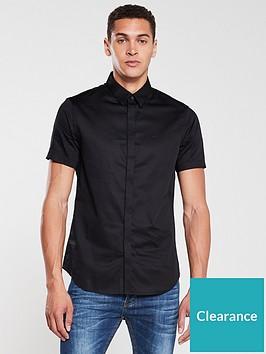 armani-exchange-short-sleeve-shirt-black