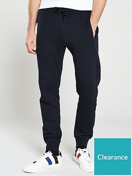 armani-exchange-small-logo-joggers-navy