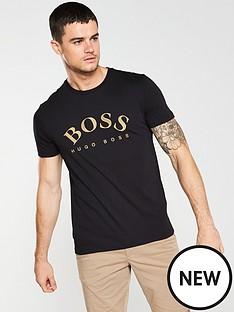 boss-large-logo-t-shirt-black