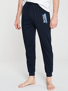 boss-bodywear-authentic-cuffed-lounge-pants-navy