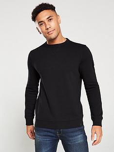 boss-walkup-crew-sweatshirt-black