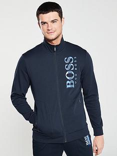 boss-bodywear-zipped-logonbsplounge-top-navy