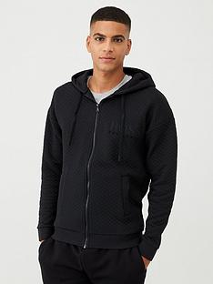 boss-contemporary-full-zip-hoodie-black