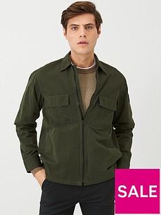 boss-lovelnbspii-zip-overshirt-green