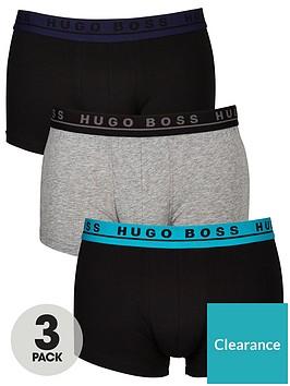 boss-bodywear-3-pack-trunks-navygreyblack