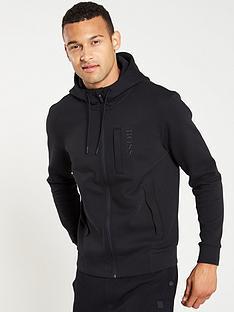 boss-selwyn-zip-through-hoodie-black