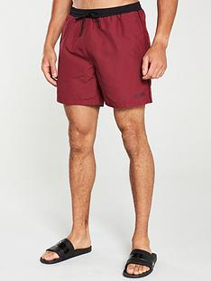 boss-starfish-swim-shorts-burgundy