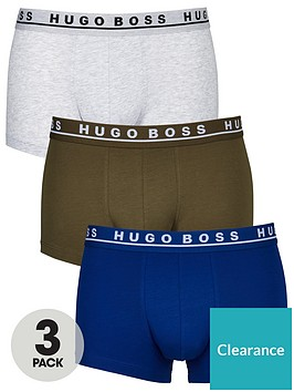 boss-bodywear-3-pack-trunks-whitebluekhaki