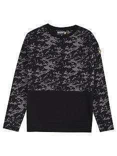 lyle-scott-boys-block-print-long-sleeve-t-shirt-black