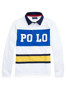 ralph-lauren-boys-long-sleeve-polo-rugby-top-whitemulti