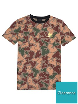 money-boys-short-sleeve-print-t-shirt-camo