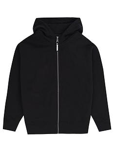 money-boys-shadow-block-ape-zip-through-hoodie-black