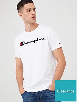 champion-t-shirt-white