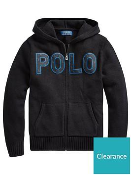 ralph-lauren-boys-zip-through-polo-knitted-hoodie-black