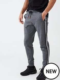 champion-tape-joggers-dark-grey-marl