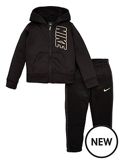 nike-girls-therma-full-zip-iridescent-logo-hoodie-and-jogger-set-black