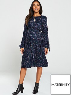 mama-licious-zianbspmaternity-woven-printed-dress-print