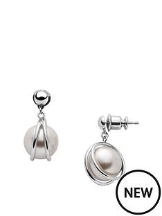 skagen-skagen-agnethe-pearl-drop-ladies-earrings