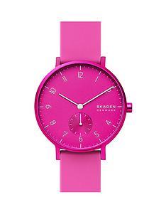 skagen-skagen-aaron-kulor-pink-36mm-dial-pink-silicone-strap-watch