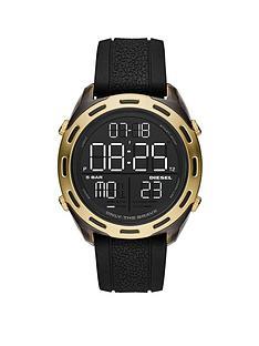 diesel-diesel-crusher-black-and-gold-detail-digital-dial-black-silicone-strap-mens-watch