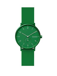 skagen-skagen-aaron-kulor-green-41mm-dial-green-silicone-strap-watch