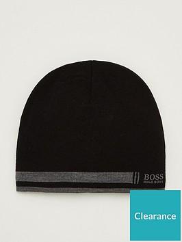 boss-ciny-beanie-hat-black