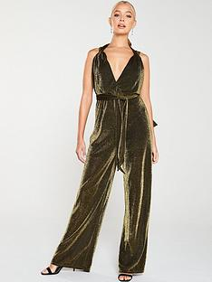 u-collection-forever-unique-relaxed-fit-lurex-jumpsuit-gold