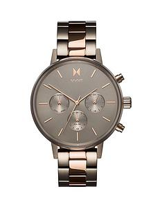 mvmt-mvmt-nova-gunmetal-and-bronze-detail-dial-two-tone-stainless-steel-bracelet-ladies-watch