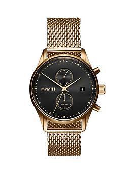 mvmt-mvmt-voyager-black-and-gold-detail-chronograph-dial-gold-ip-stainless-steel-mesh-strap-mens-watch