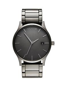 mvmt-mvmt-classic-grey-date-dial-gunmetal-ip-stainless-steel-bracelet-mens-watch