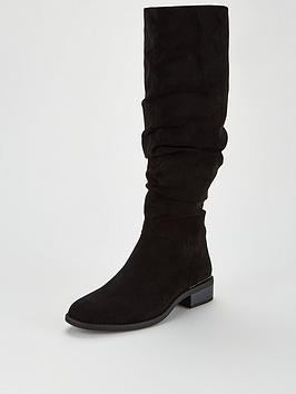 v-by-very-tamsin-knee-high-flat-slouch-boots-black