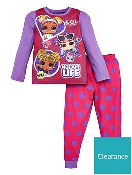 lol-surprise-toddler-girls-glam-life-pyjamas-multi