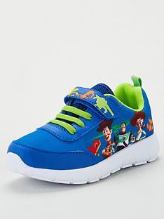 toy-story-boys-velcro-strap-trainers-navygreen