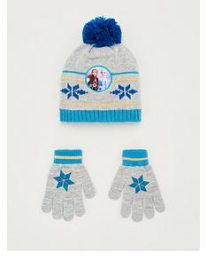disney-frozen-toddler-girls-frozen-2nbsphat-amp-glove-set-blue